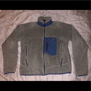 Patagonia Jackets & Coats - Vintage Patagonia Retro X Fleece Size Medium